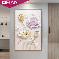 wholesale Meian, Special, Diamond Embroidery, Full, DIY, Diamond ...