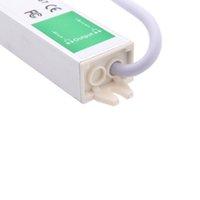 30pcs 30W AC 90-250V a DC 12V impermeabile IP67 driver elettronico alimentatore esterno striscia principale adattatore trasformatore Subsea