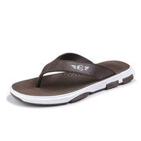 Men' s Flip- flop Thong Sandals With Arch Support Light W...