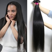 Fastyle Long Straight Brazilian Virgin Human Hair Weave 28 3...