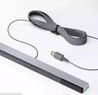 RVL-005 W-I-I Kablolu Kızılötesi IR Sinyal Ray Sensörü Bar Alıcısı Nintendo Wii U WiiU için Uzaktan