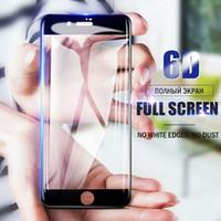 Per iPhone Xs max Cover completa in vetro temperato per Iphone 7 6 8 Plus Pellicola proteggi schermo per Huawei Mate 20 Lite Redmi Note 6 Pro Protettiva