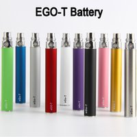 EGo- T Battery 510 Thread 650mAh E- Cigarettes Batteries for C...
