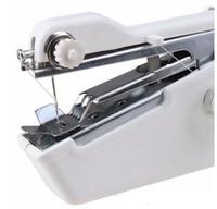 Handy Stitch in mano elettrica della macchina per cucire Mini portatile casa per cucire rapido Tabella tenuto in mano b751 Punto singolo a mano l'attrezzo di DIY