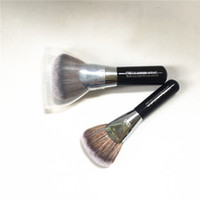 Pro Coverage Airbrush completo # 53 / Mini Fan Airbrush # 53.5 - Contorno de relieve definido Foundation Po Brush - Beauty Makeup Brushes Blender