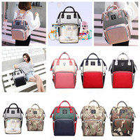 9 Colors Diaper Bags Maternity Baby Nappies Backpacks Multi-...