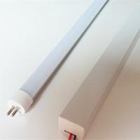 T5-rörkompatibla elektroniska ballastljus 2FT 3FT 4FT 5FT AC85-265V PF0.9 90-100LM 2835SMD G5 2PIN Singel lampa lampa direkt från Kina