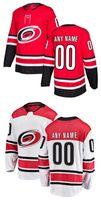 Carolina Hurricanes Jersey 20 Sebastian Aho 53 Jeff Skinner 21 Lee Stempniak 28 Alexander Semin 29 Andrew Poturalski 11 Staal Hockey Jerseys