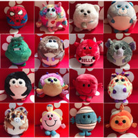 TY Beanie Boos Plush Stuffed Toys Spherical Big Eyes Animals...