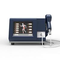 6 barowa pneumatyczna maszyna do fali uderzeniowej fizjoterapia wstrząsowa fizjoterapia do usuwania erekcji Ostraforteryjska terapia fali uderzeniowej dla bólu