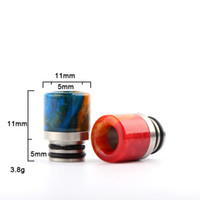 E- cigarettes Ecigs Vaporizer Drip Tip Epoxy Resin Drip Tips ...