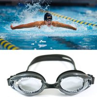 MSKH547 UV Protection Anti Fog Swimming Swim Goggle Glasses ...