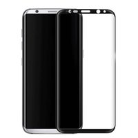 3D Curved Full Cover Tempered Glass For Samsung Galaxy S9 S8...