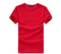 남자 티셔츠 폴로 고품질 면화 새로운 O- 넥 짧은 소매 티셔츠 브랜드 남성 티셔츠 캐주얼 스타일 스포츠 남자 티셔츠