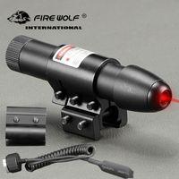 Охотничий лазерный красный точечный охват Compact Tactical Redgreen Laser Greate W / BARLEL COUNTS 20 мм / 11 мм