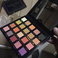 Cosmetici della gamma dell'edizione limitata dell'ombra del Santo Graal di Violet Voss Pro dell'ombra di occhio Cosmetici 20 colori di lunga durata Trucco di gamma di colori dell'ombretto Trasporto del DHL