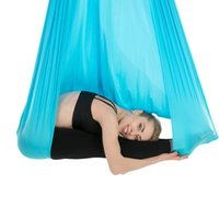 4*2. 8m High Stretch Nylon Home Aerial Yoga Hammock Anti- Grav...