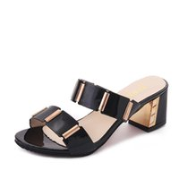 8f1131d453d14 Women s Shoes PU(Polyurethane) Spring Summer Comfort Sandals Chunky Heel  Open Toe White Black