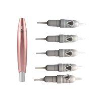 Lèvre attrayante durable eyeline Tattoo Gun Type Maquillage Permanent Machine avec Cartouche Aiguille avec Livraison Gratuite