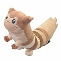 "Hot New 18"" 45CM Furret Plush Doll Anime Collectible St..."