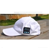 Best selling fashionable light bluetooth beanie hat bluetoot...