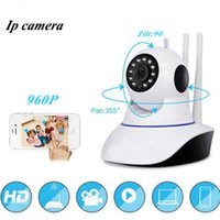 WIFI camera Wireless Home Security IP Camera Wifi Night Visi...