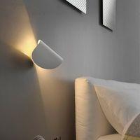 LED-Treppe Wandleuchten Modernes Wohnzimmer Schlafzimmer Nachttisch Wandbeleuchtung Beleuchtung Kreativer Korridor Eingang Gang Aluminium Wandleuchte