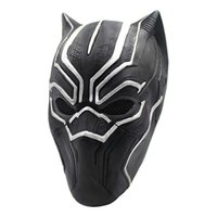 Marvel Hero Black Panther Masks For Vendetta Mask Anonymous ...