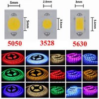 High Birght 5M 5050 3528 5630 Led Strips Light Warm Pure Whi...