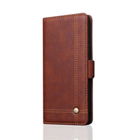 Wholesale Hot Sale Luxury High Quality Vintage Leather Flip ...