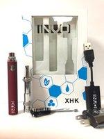 정통 Invo XHK 900 mAh 건조한 허브와 왁스 기화기 키트 미국 판매자 (5 개 / 세트) 중앙 미국에서 우주선