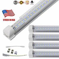 4ft 5ft 6ft 8ft LED Tube Light V Shape Integrated LED Tubes ...