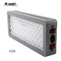 P300 LED Crescer Light 300W Modo Duplo Veg Bloom Full Spectrum UV IR Lente Óptica Hidroponia Interior Jardim Crescer Sistema