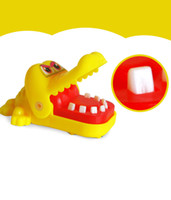 Bite the hand toys, sharks, dogs, hippos, crocodiles, strang...