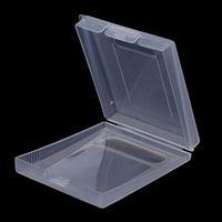 5x Clear Plastic Game Case Case Pokrywa Dust For Nintendo Game Boy Colo GBC