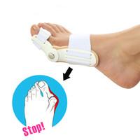 Dispositivo de joanete Corrector Hallux Valgus Aparelhos Ortopédicos Big Toe Pés de Correcção de Polegar Cuidado Corrector Ortopedia Óssea Grande