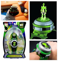 Ben10 Ten Alien Force Projector Guarda l'ultimo orologio da polso giocattolo Omnitrix Anti Stress