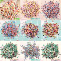 Mix 100grams 5MM DIY Resin polymer clay fruit charms, mini S...