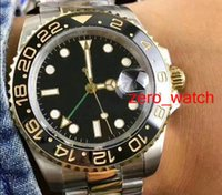 Luxury New Gent' s GMT II Automatic Watches Stainless St...