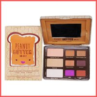 Factory Direct DHL gratuit! Palette d'ombres à paupières Just Peachy Mattes de Makeup Eyes PEANUT BUTTER et Jelly Eyeshadow