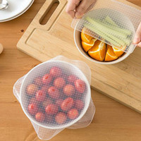 New Multifunctional Food Fresh Keeping Wrap Kitchen Tools Re...