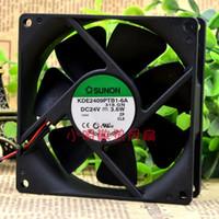 SUNON 24V3.6W 90 * 90 * 25 Siemens ventilateur inverseur d'origine KDE2409PTB1-6A