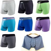 Boxer Saxx ULTRA / VIBE homme Sous-vêtements confortables ~ NO BOX (taille nord-américaine) ~ 95% viscose, 5% spandex ~ Livraison gratuite ~ taille M, L, XL