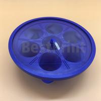 sieben in einer 1,5 Unzen Gummischrot Glasklemmung für 3D-Vakuum-Sublimation Druckmaschine