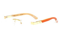 2020 Moda Mens Sunglasses Sports Óculos Óculos Sunglass UV400 Óculos Buffalo Driving Óculos Madeira Sun Vintage óculos de armação Mulheres Lunettes