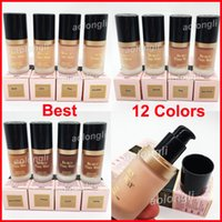 Makeup Born This Way COVERAGE Foundation Liquid 12 colors Lo...