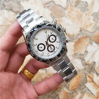 High quality luxury mens watch TONA series M116519 simple si...