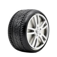 Nuovo diametro 58mm in lega di zinco manuale smerigliatrice auto ruota stampaggio in metallo tagliafumo