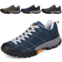 Autumn And Big Size Winter Hiking Shoes Outdoor Waterproof H...