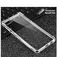 Per BlackBerry Key2 Key2 Key 2 BlackBerry Motion Case KeyOne Clear Soft Skin Gel TPU Silicon Trasparente copertura protettiva trasparente